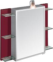 Шкаф с зеркалом для ванной Villeroy & Boch Sentique A300-80-DK -
