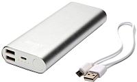 Портативное зарядное устройство Bradex SU 0062 (серебристый) -