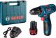 Профессиональная дрель-шуруповерт Bosch GSR 120-LI Professional (0.601.9F7.001) -
