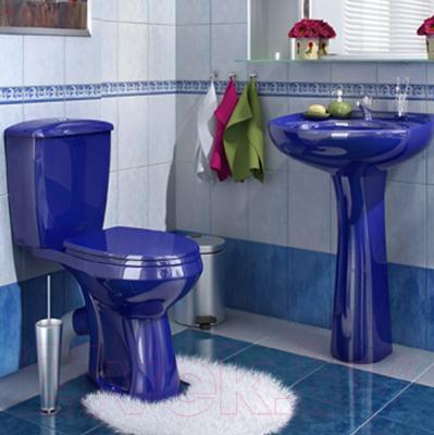 Умывальник Оскольская керамика Престиж (синий)