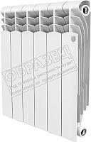 Радиатор биметаллический Royal Thermo Revolution Bimetall 350 (1 секция) -