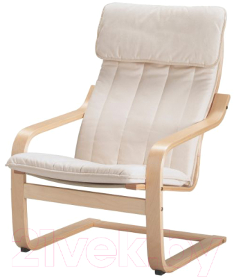 Ikea поэнг 39125669 кресло качалка купить в минске