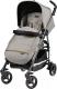 Детская прогулочная коляска Peg-Perego SI Completo (Luxe Grey) -