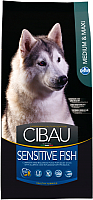 Корм для собак Farmina Cibau Sensitive Fish Medium & Maxi  (2.5кг) -