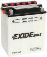 Мотоаккумулятор Exide Conventional EB14-A2 (14 А/ч) -