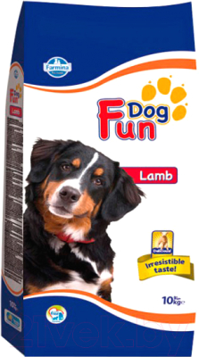 Корм для собак Farmina Fun Dog Lamb (10кг)