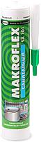 Герметик силиконовый Makroflex SX 101 санитарный (290мл, прозрачный) -