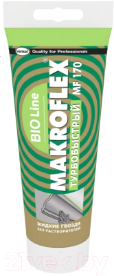 Клей Makroflex MF 170 Турбобыстрый Bio Line (250г)