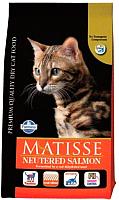 Корм для кошек Farmina Matisse Neutered Salmon (1.5кг) -