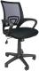 Кресло офисное Everprof EP-696 (черный) -