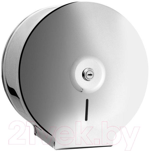 Купить Диспенсер для туалетной бумаги Bisk, 01570, Польша, нержавеющая сталь