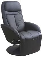 Кресло-реклайнер Halmar Optima (черный) -
