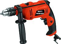 Дрель Watt WSM-600 (2.600.013.30) -