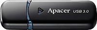 Usb flash накопитель Apacer AH355 64GB Black (AP64GAH355B-1) -