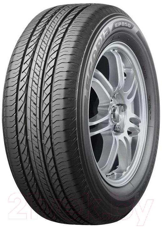 Летняя шина Bridgestone, Ecopia EP850 275/65R17 115H, Таиланд  - купить со скидкой