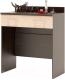Туалетный столик Сокол-Мебель Т-3 (венге/беленый дуб) -