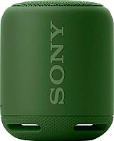 Портативная колонка Sony SRS-XB10G (зеленый) -
