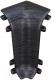 Уголок для плинтуса Ideal Комфорт 302 Венге черный (внутренний) -