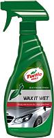 Полироль для кузова Turtle Wax It Wet / FG7638 (500мл) -