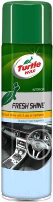 Полироль для пластика Turtle Wax Горная свежесть GL Fresh Shine / FG7626 (500мл)