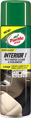 Сухая химчистка Turtle Wax Interior 1 / 52998 (500мл)