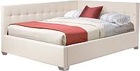 Двуспальная кровать ГрандМанар Зара ЗА-045.07 180x200 (Concept 18) -
