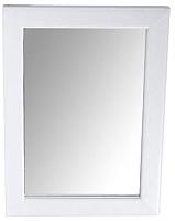 Зеркало интерьерное ГрандМанар Леон (Unica White) -
