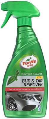 Очиститель гудрона и cледов насекомых Turtle Wax GL Bug & Tar Remover / FG7616/53001 (500мл)