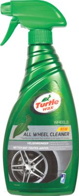 Очиститель дисков Turtle Wax GL All Wheel Cleaner EN / FG7613/52811 (500мл)