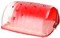 Хлебница Berossi Санти ИК 03112000 (красный полупрозрачный) -