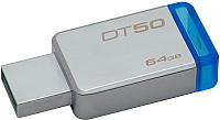 Usb flash накопитель Kingston DataTraveler 50 64GB (DT50/64GB) -