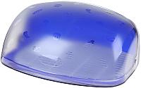 Хлебница Berossi ИК 04110000 (синий полупрозрачный) -