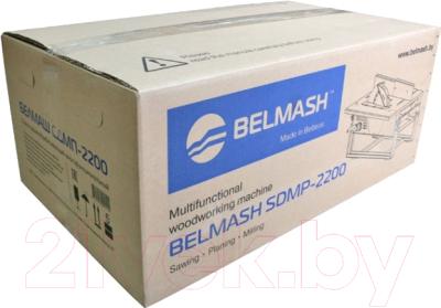 Многофункциональный станок БЕЛМАШ СДМП-2200