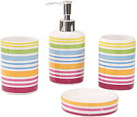Набор аксессуаров для ванной Axentia 282460 -