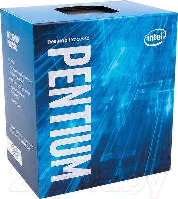 Процессор Intel Pentium G4560 LGA1151 (Box)