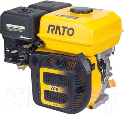 Двигатель бензиновый Rato R200 (Q Type)