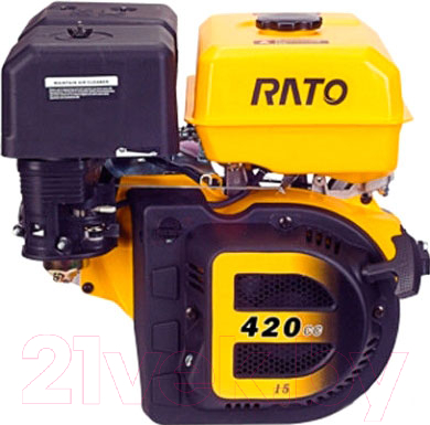 Двигатель бензиновый Rato R420 (S Type)