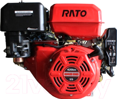 Двигатель бензиновый Rato R420E (S Type)