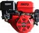 Двигатель бензиновый Rato R420E (S Type) -