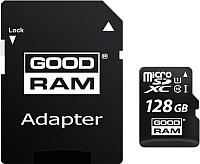 Карта памяти Goodram DXC-micro (Class 10) 128Gb (M1AA-1280R11) -