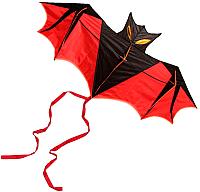 Воздушный змей Bradex Летучая мышь DE 0283 (красный) -