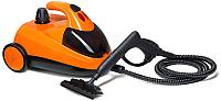 Пароочиститель Kitfort KT-908-3 (оранжевый) -