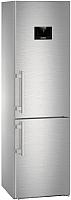 Холодильник с морозильником Liebherr CBNPes 4858 -