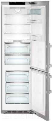 Холодильник с морозильником Liebherr CBNPes 4858