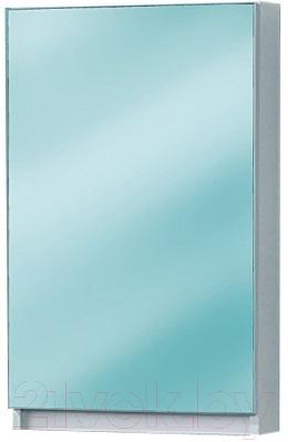 Купить Шкаф с зеркалом для ванной Акваль, Анна 45 / АННА.04.45.00.L, Беларусь