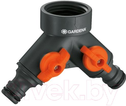 Купить Разветвитель для шланга Gardena, 00938-20, Германия
