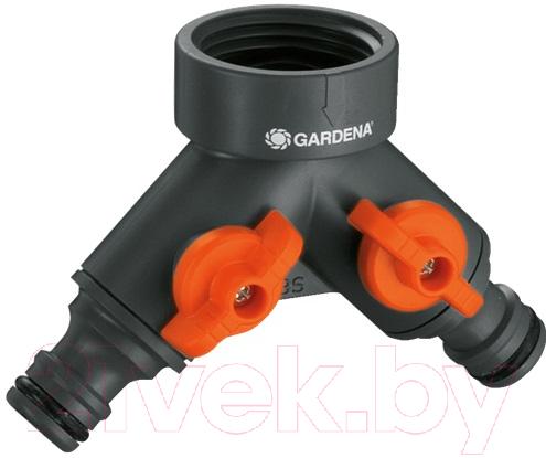 Купить Разветвитель для шланга Gardena, 00940-20, Германия