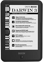Электронная книга Onyx Boox Darwin 3 (черный) -