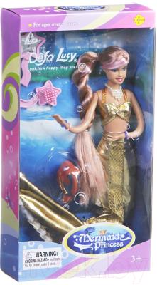 Кукла Defa Русалка с аксессуарами 20983
