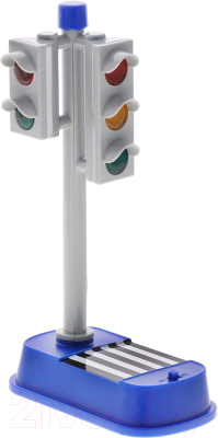 Развивающая игрушка Big Motors Светофор со светом и звуком 1325